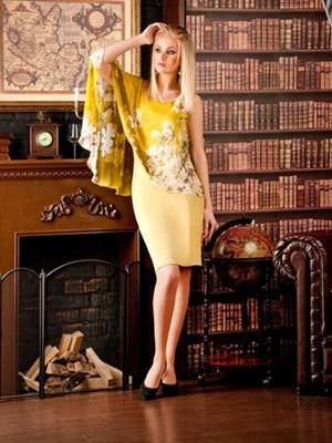 Платье женское Т-478, размер 48 - фото 703043169
