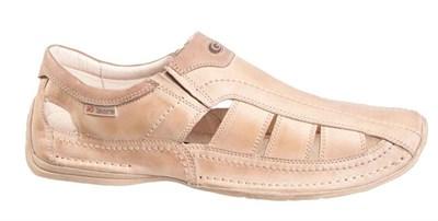 Туфли мужские М-172.117.000.329, цвет св/бежевый размер 41 - фото 703043482