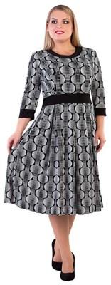 Платье женское М-220, размер 64 - фото 703044635