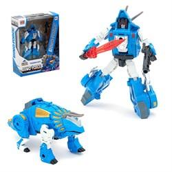 Робот-трансформер «Трицератопс» - фото 707465916