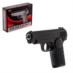 Пистолет ТТ, металлический - фото 799367810
