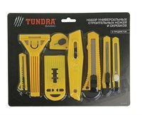 TUNDRA Basic набор ножей и скребков (8 предметов)