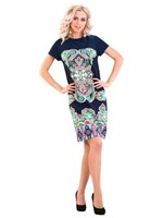 Платье женское Т-506, размер 46