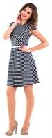 Платье женское Т-615 + ремень, размер 46