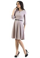 Платье женское ОПл-22+ремень, размер 46