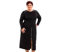 Платье женское М-371, цвет бирюзовый, размер 46