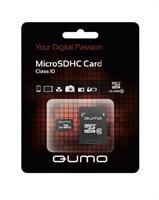 Карта памяти Micro-SD 16 Gb с адаптером