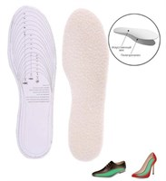"""Стельки для обуви """"Искусственный мех"""" (819786)"""