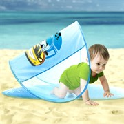 Пляжная палатка, тент  Тачка