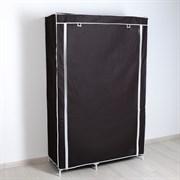 Шкаф для одежды 110×45×175 см, цвет кофейный