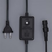 Контроллер уличный для LED дюралайта 13 мм, 2W, до 100 метров, 8 режимов